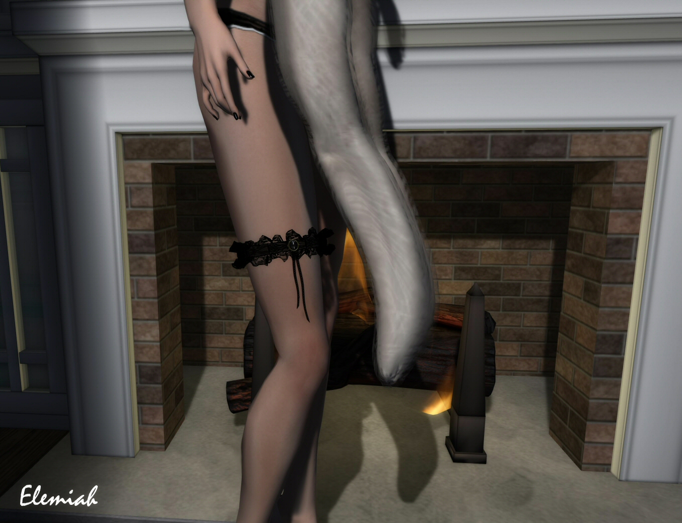elemiah - sexy garter 1B